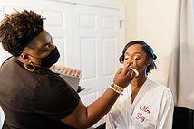 Bridal Hair, Bridal Makeup, On-Location, Consultations, Airbrush Makeup, False Lashes, Tattoo Coverage, Facials, Brow Shaping