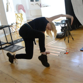 Lace Market Gallery, 2017: Individual Artist Showcase (Performing as part of the Guerilla Art Lab Collective Takeover & Live Art Performance)