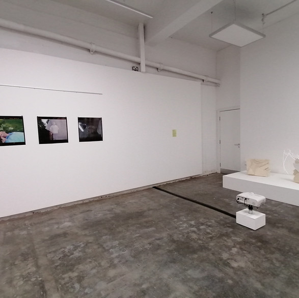Practice in Place Humber Street Galery 2020