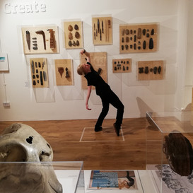 August 2018: Derby Museums Residency