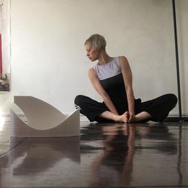 YVAN bursary June 2019: Collaboration with artist Danni Spooner