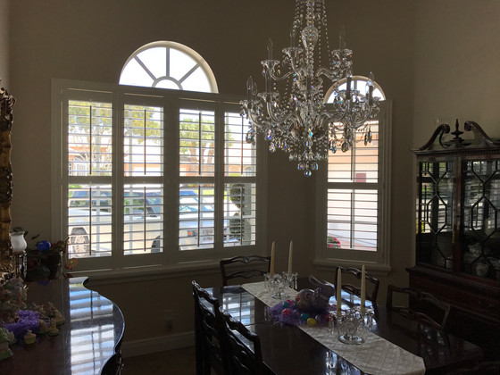 Recent Projects: Plantation Shutters