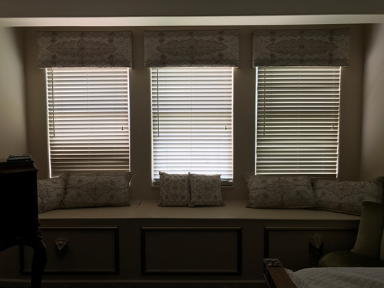 Recent Projects: Blinds