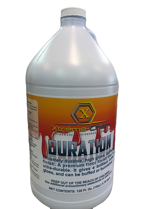 Duration Floor Cleaner