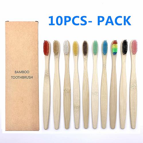 Bamboo Charcoal Toothbrush