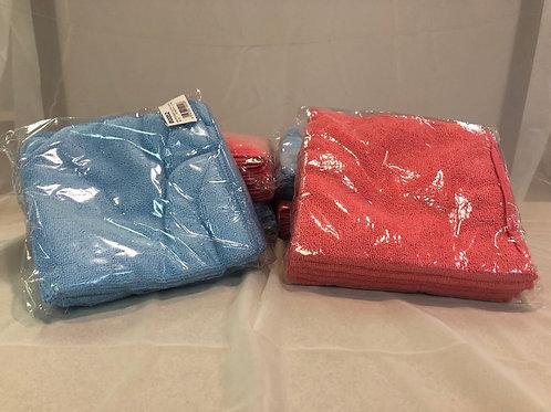 Microfiber Cloths (5)
