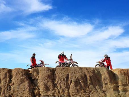 Motorcycle Trail Riding Holidays In Spain!
