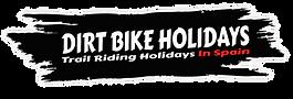 Dirt Bike Holidays Logo