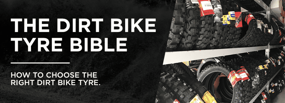 Dirt Bike Tyres For Off Road Bikes