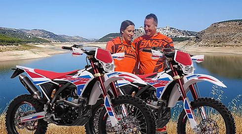 Phil and Sheryl Bike and Lake Banner 2.j