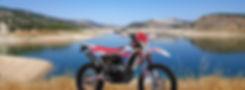 Off Road Motorcycle Tour Lake View