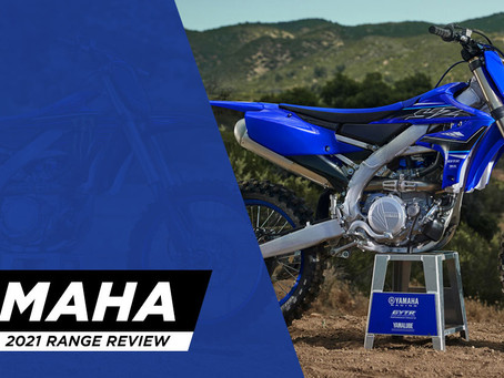 2021 YAMAHA RANGE REVIEW