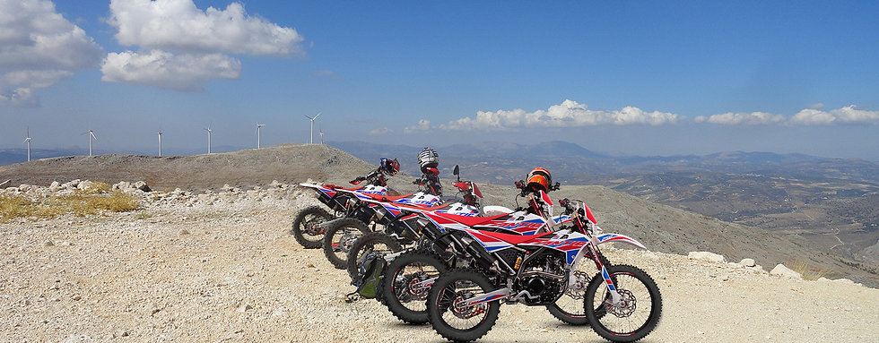 Fantic Casa 250cc Tour With Dirt Bike Holiidays