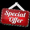 Special-offer banner