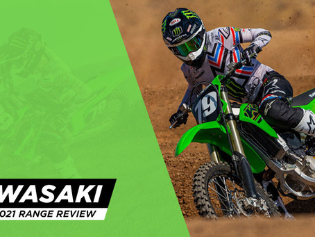 2021 KAWASAKI RANGE REVIEW