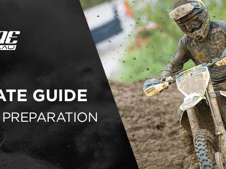 THE COMPLETE GUIDE TO MUD-RACE PREPARATION