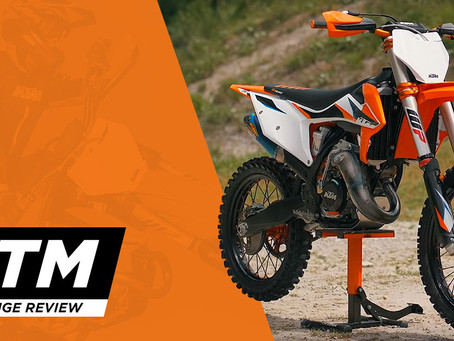2021 KTM RANGE REVIEW
