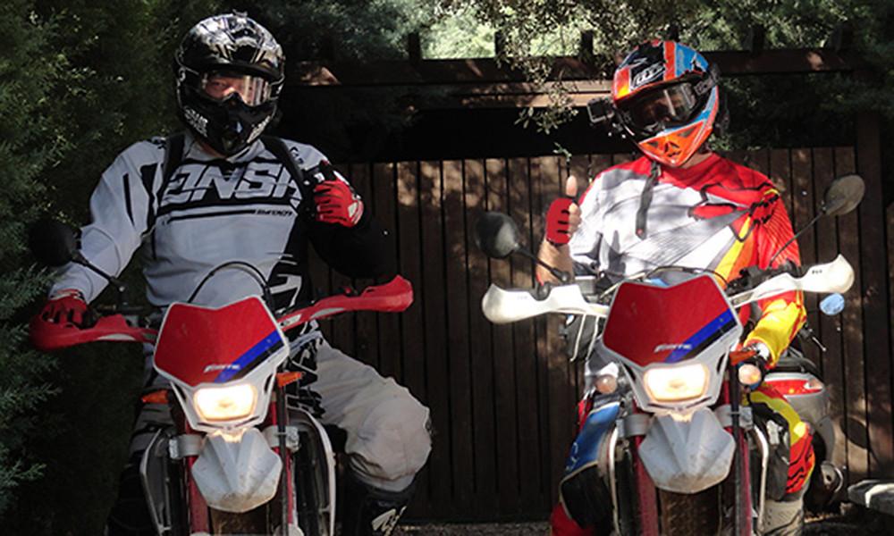 Motorcycle Trail Riding Holidays, Dirt bike holidays