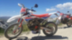 Mountain Motorcycle Tour With Dirt Bike Holidays