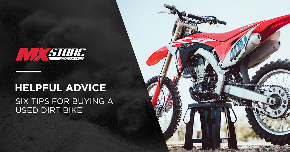 dirt bike holidays tips for buying a used mx bike