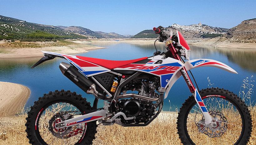 Motorcycle Fantic Casa 250cc in Spain.jpg
