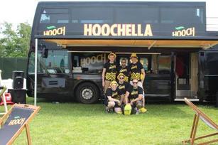 Hooch staff