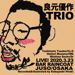 良元優作TRIO/RAINCOAT2020