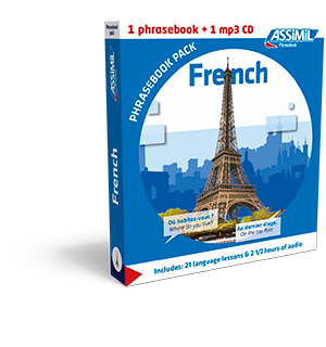 French Phrasebook CD