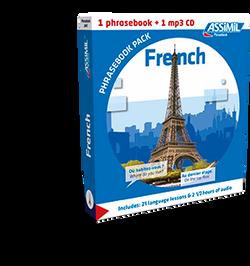 French Phrasebook CD