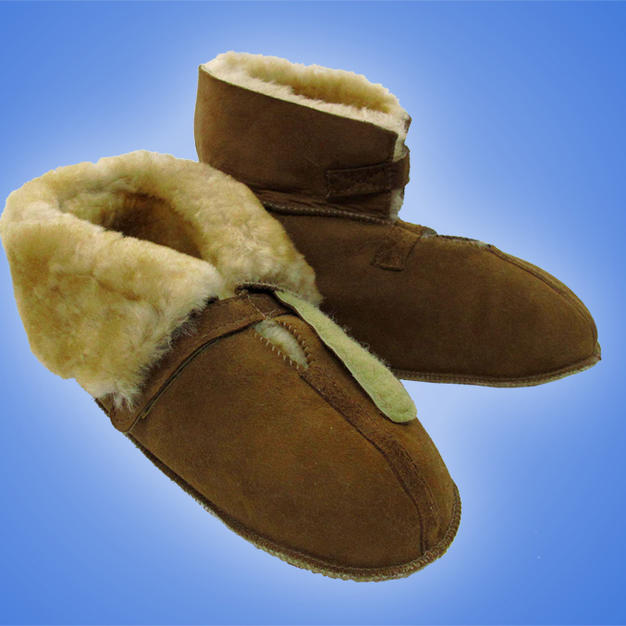 #1847/49 - Slippers Sheepskin