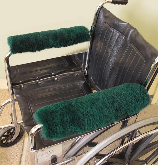 """Wheelchair Armrest Pads #8511 - 11"""" #8514 - 14"""""""
