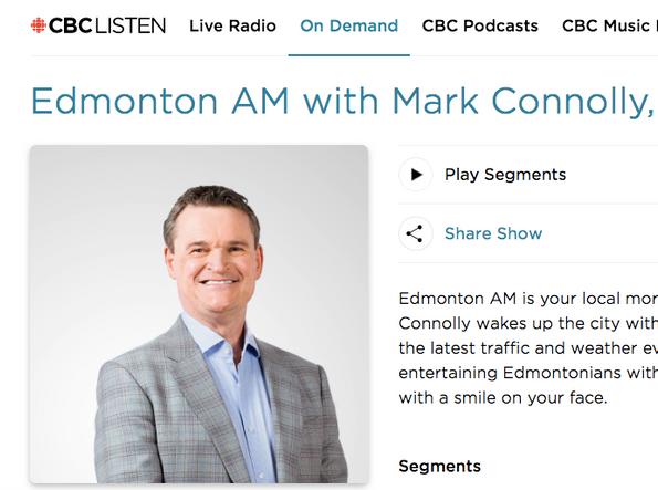 CBC Radio Edmonton