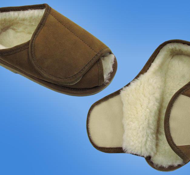 # 1838/39 - Slippers (Open Toe)