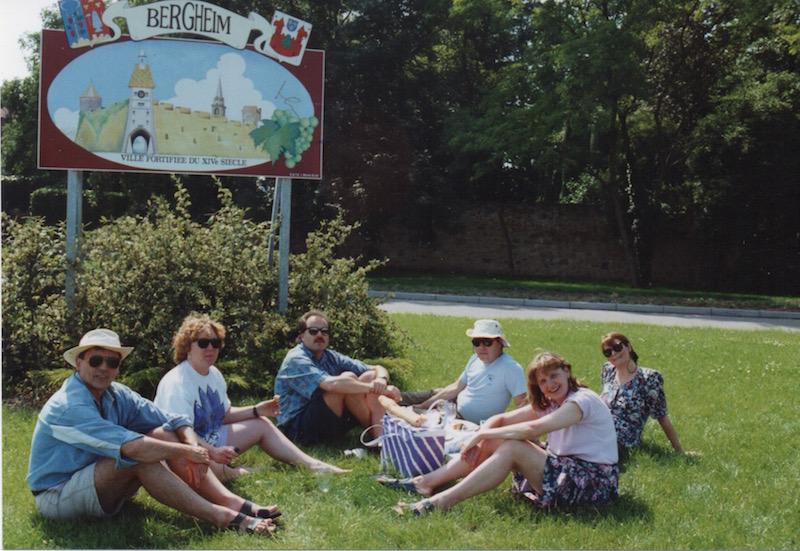 1992 Bergheim