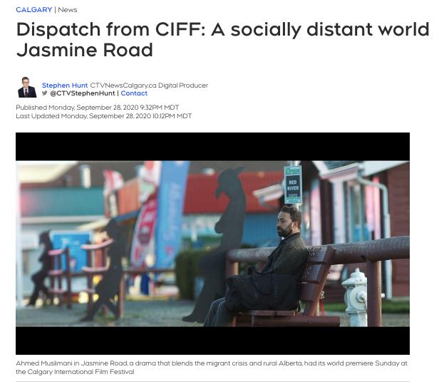 CTV News Article