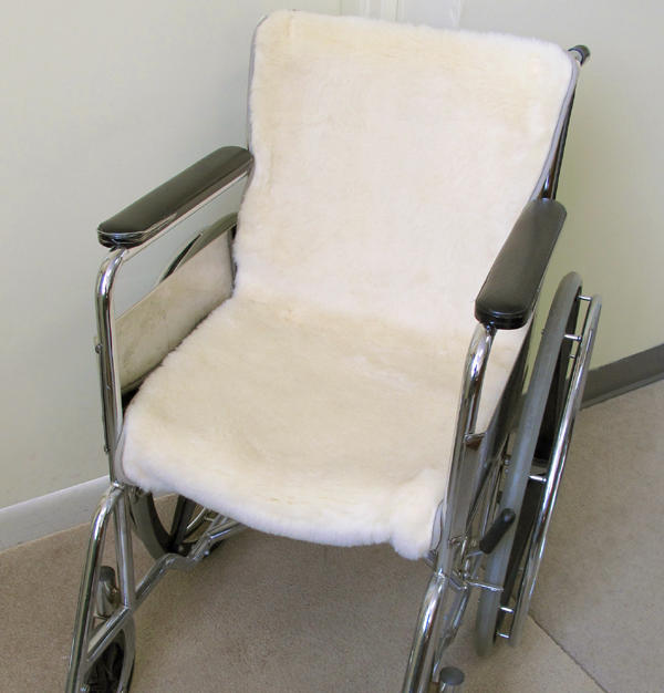 Wheelchair Seat/Seatback Pad #1249