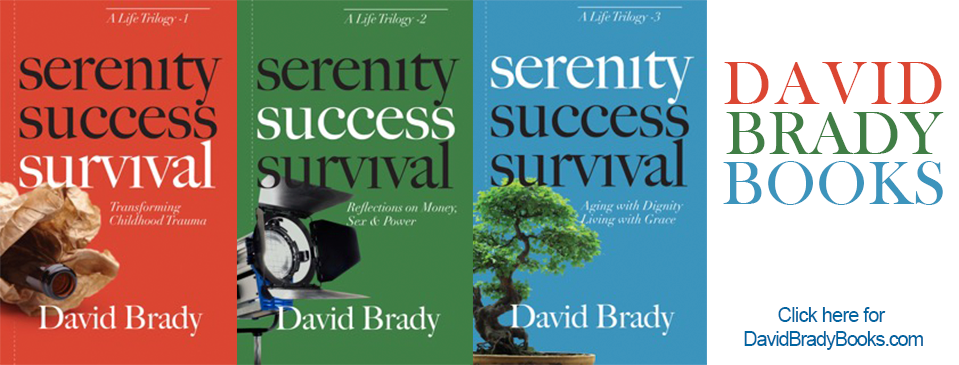 David Brady Books