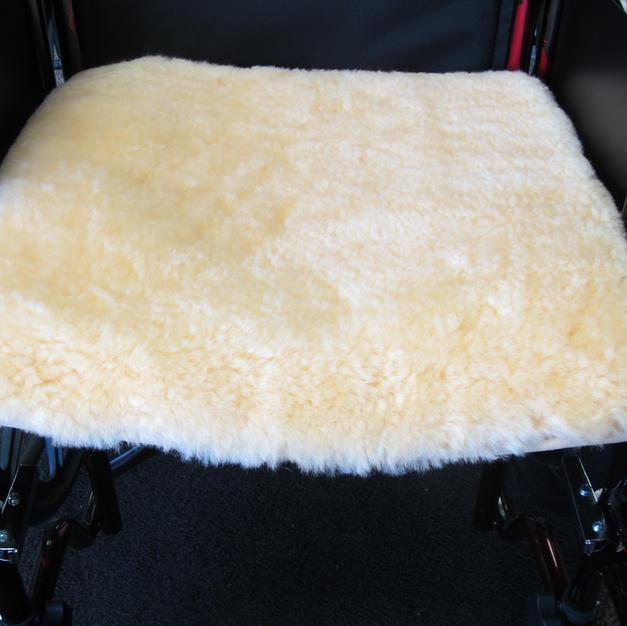 "Wheel Chair Seat Pad #1516-9 - 16x18"" #1517-9 - 18x18"""