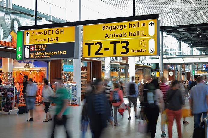 Netherlands Airport