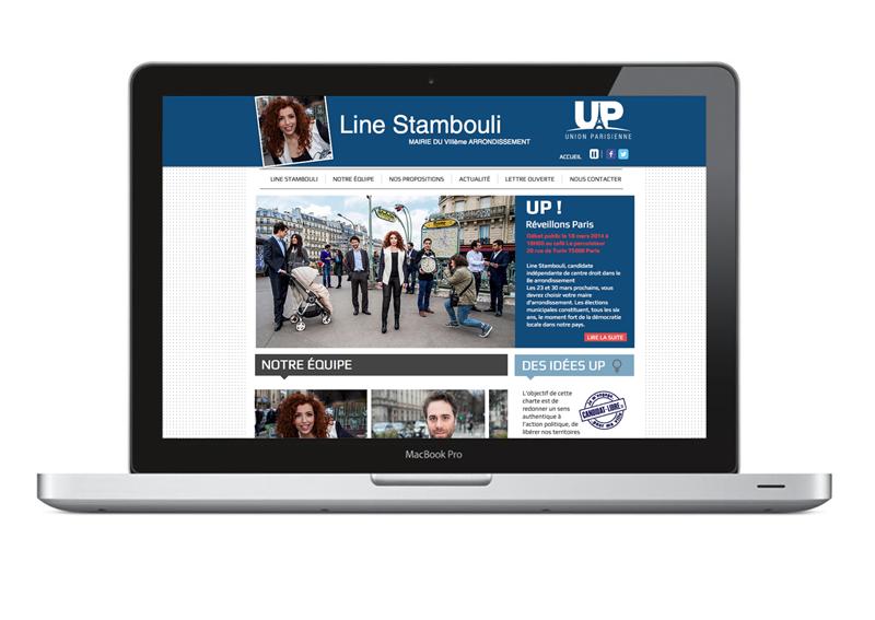 LINE STAMBOULI 2015
