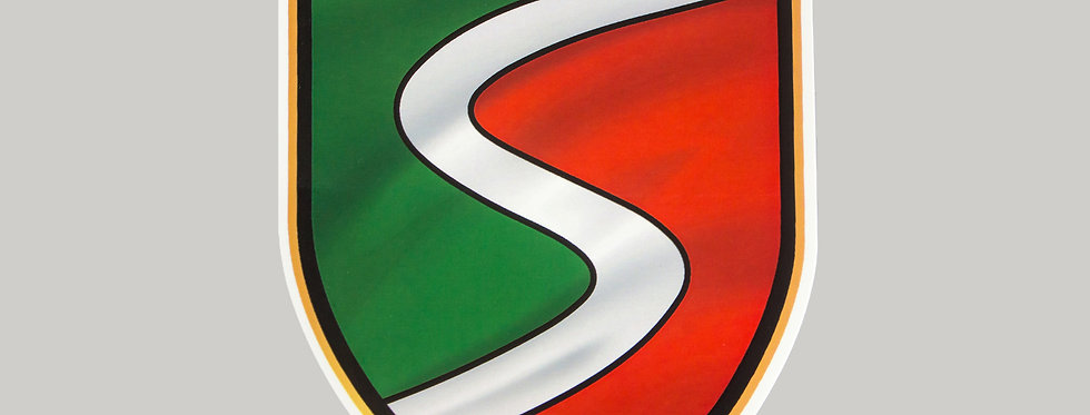 Sigala Shield Sticker