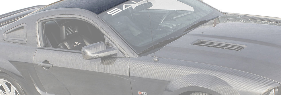 2005 - 2009 Mustang OEM Style Carbon Fiber Roof