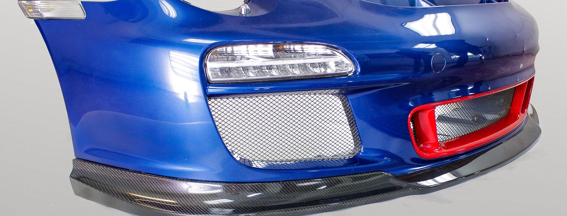 2006 - 2011 GT3 RS Style Carbon Fiber Front Lip | Sigala ...