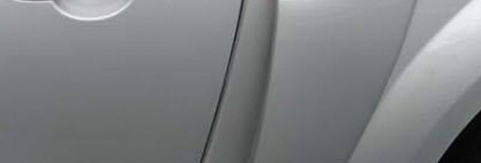 2005 - 2009 Mustang Fiberglass LNR Side Scoops