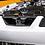 Thumbnail: Mustang Mach 1 Carbon Fiber Grille Delete Molding (99-04 GT, V6)