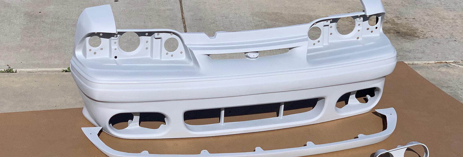 Mustang Terminator Front Bumper