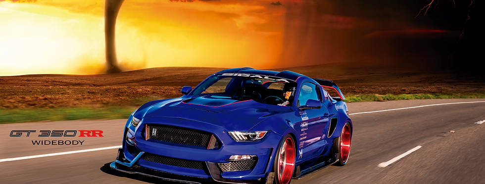 GT350RR Poster