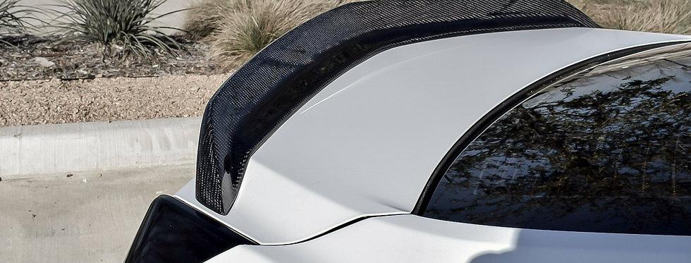2013 - 2017 ATS-V Style Carbon Fiber Spoiler