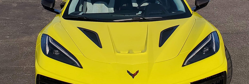 2020+ Corvette C8 Widebody RR Hood