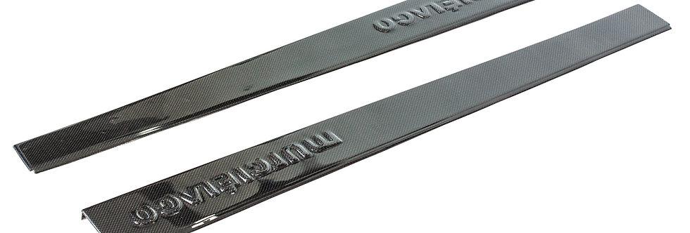 2001 - 2010 Murcielago Carbon Fiber Door Sills
